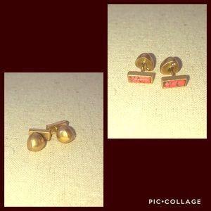 NWOT Stella & Dot 2 in 1 Earrings